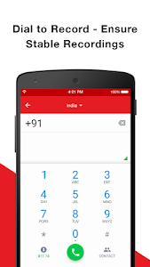 screenshot of Automatic Call Recorder - ACR version 1.3.2