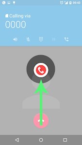 screenshot of Call Recorder - ACR version 18.6