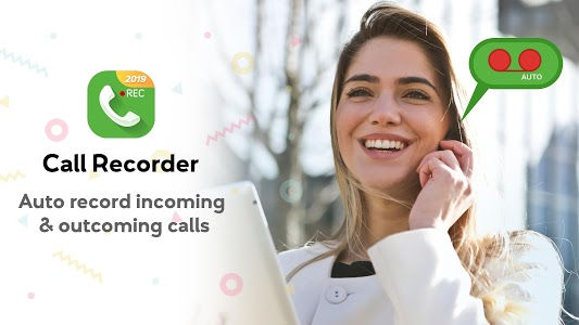screenshot of Call Recorder Automatic, Call Recording 2 Ways version 3.2.3