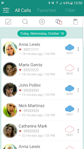 screenshot of Call Recorder S9 - Automatic Call Recorder Pro version 9.2