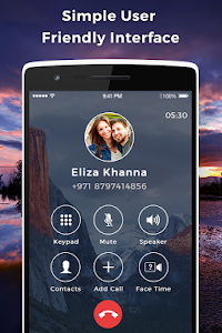 screenshot of Mobile number tracker version 8.2