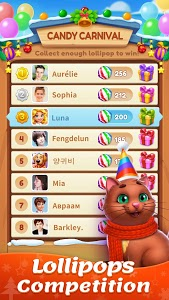 screenshot of Candy Sweet Legend - Match 3 Puzzle version 2.6.3996