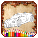 Download Car Coloring Book Game For Car Fans 1.0.2 APK