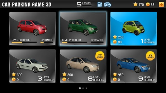 screenshot of Car Parking Game 3D - Real City Driving Challenge version 1.2.0