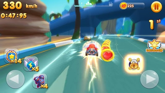 screenshot of Cars Transformers Rush Race version 1.9.2