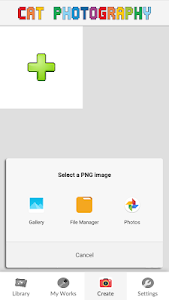 screenshot of Cat Photography Color By Number - Pixel Art version Varies with device
