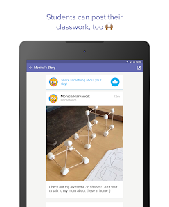 screenshot of ClassDojo version 4.3.9