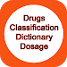 Drugs (Classifications,Dosage & Dictionary)