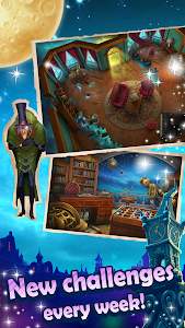 screenshot of Clockmaker - Match 3 Mystery Game version Varies with device