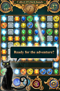 screenshot of Clockmaker - Amazing Match 3 version 10.8.0