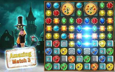 screenshot of Clockmaker - Amazing Match 3 version 14.63.0