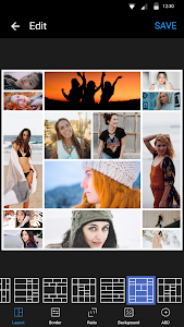 screenshot of Photo Collage Maker - Photo Editor version 1.4.0
