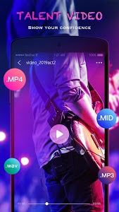 screenshot of Sax Video Player - funny short video version 1.0.5