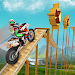 Crazy Bike Racing Stunt 3D