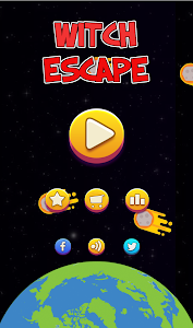 screenshot of Crazy Witch Escape version 1.0.0