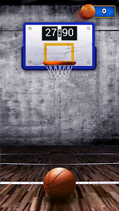 screenshot of Crazy basketball version 1.0