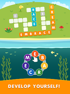 screenshot of Crossword out of the words version 1.53