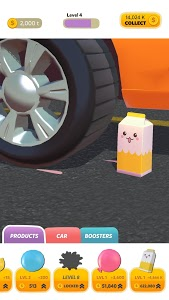 screenshot of Crush Soft Things version 1.0.1