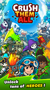 screenshot of Crush Them All version 1.5.744