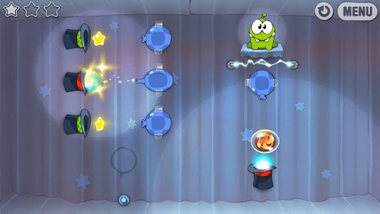 screenshot of Cut the Rope FULL FREE version 3.18.0