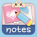 Download Cute Sticky Notes Widget 2.2.2 APK