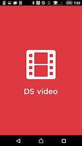 screenshot of DS video version Varies with device