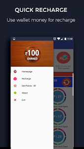 screenshot of Daily Free Recharge version 21