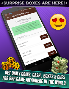 screenshot of Daily instant Rewards unlimited coins & cash version 9.12