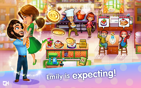 screenshot of Delicious - Emily's Miracle of Life version 1.4.1