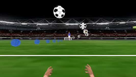 screenshot of Demo version of Soccer, Dodgeball, AI and VR version 3.10