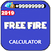 Download Diamonds\ud83d\udc8eFree Fire Calc FREE 1.99.2019ff APK