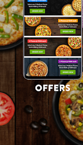 screenshot of Domino's Pizza Online Delivery version 7.4.2