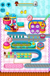 screenshot of Donut Make Factory version 1.0.6