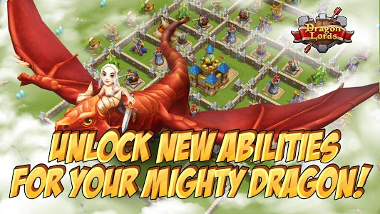 screenshot of Dragon Lords: 3D strategy version 7.2.20