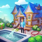 Cover Image of Download Dream Home Match ★ Renovate Mansion 5.8.1 APK