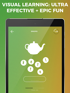 screenshot of Learn Turkish language and words for free – Drops version 29.6