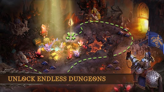 screenshot of Dungeon & Heroes: 3D RPG version 1.5.115