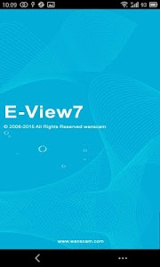 screenshot of E-View7 version 9.2