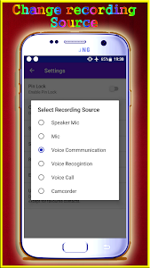 screenshot of Easy Call Recorder 2019–Full Options & Free version 1.1