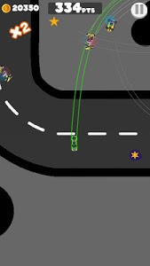 screenshot of Easy Drift version 0.1.7