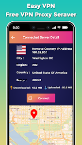 screenshot of Easy VPN – Free VPN Proxy Server version 1.0