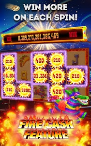 screenshot of Free Slot Machine Casino Games - Lucky Time Slots version 2.47.0