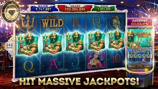 screenshot of Lucky Time Slots: Free Slots version 2.7.0
