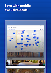 screenshot of Expedia Hotels, Flights & Car Rental Travel Deals version 20.2.0
