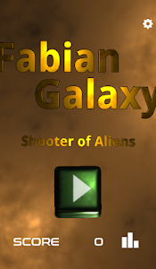 screenshot of Fabian Galaxy - Alien Shooter Death Machine version 1.0.48