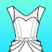 Download Fashion Design Flat Sketch 1.0 APK