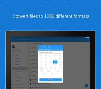 screenshot of File Commander - File Manager & Free Cloud version 6.0.32101