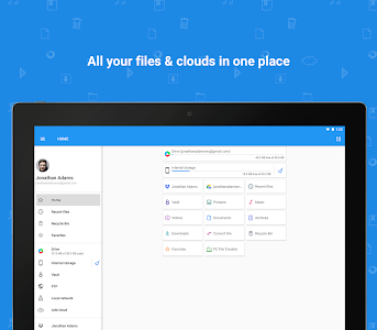 screenshot of File Commander - File Manager & Free Cloud version Varies with device