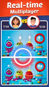 screenshot of Find The Differences - Spot it version 1.0.5