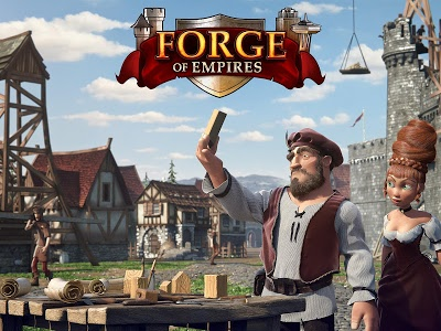 screenshot of Forge of Empires version 1.106.0